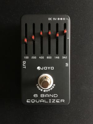 Joyo Equalizer 6 band