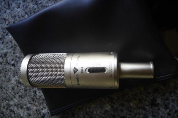 Micrófono condensador Multi-pattern Studio Projects B3