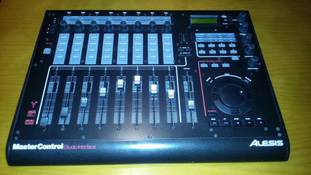 Alesis MasterControl superficie de control+interfaz audio