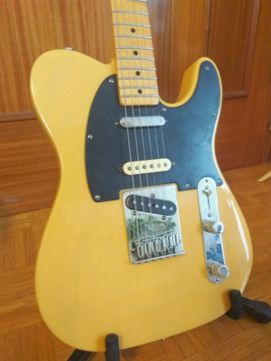 Fender telecaster american ash (8502) del 2007