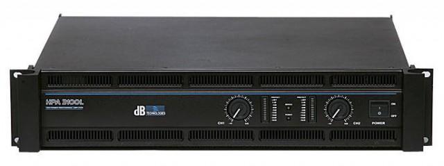 dB Technologies HPA3100 L