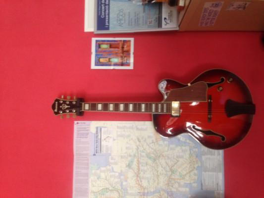 guitarra Ibanez Jazz