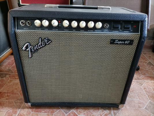 Fender Super 60 (Red Knobs - 1988-92) USA