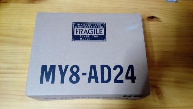 Tarjeta Card Yamaha MY8 AD24 Ampliación Expansión nivel línea