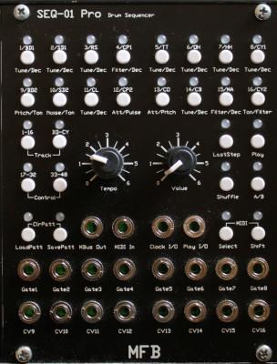 MFB Seq01 Pro Drum Sequencer