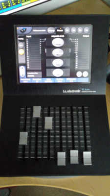 TC ELECTRONIC SYSTEM 6000 REVERB + MASTERING + REMOTE + UNWRAP