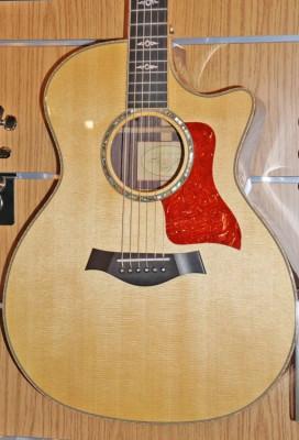 taylor 814ce electroacústica gama alta,2011, estuche taylor, envío incluido
