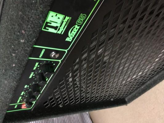Amplificador Trace Elliot Boxer 65 Bajo