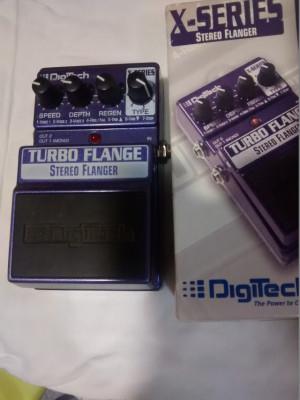 Digitech Turbo Flanger