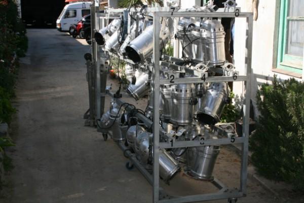 Focos PAR-64 de 1000w con lámpara
