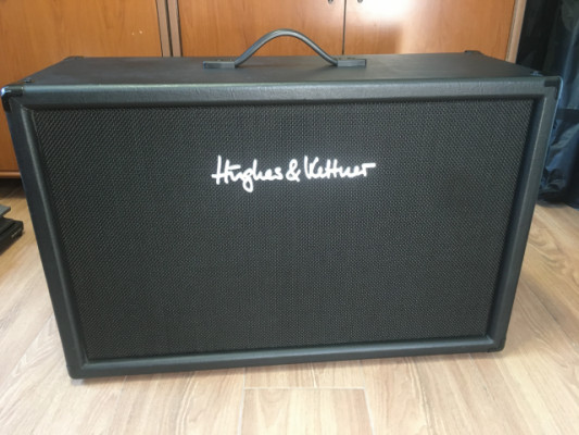 Cabina de Altavoz Hugues & Kettner Tubemeister 212 Box