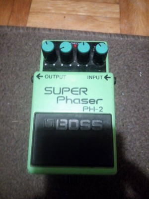 REBAJADO Boss PH-2 Super Phaser