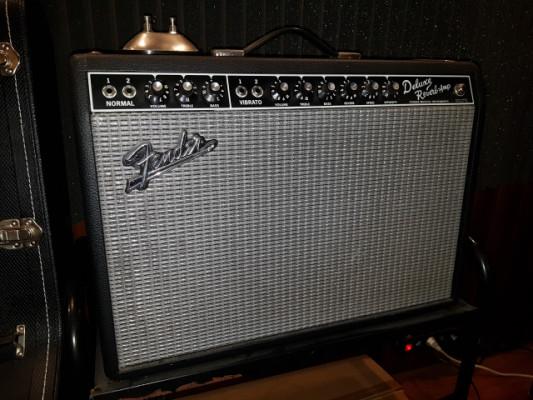 Fender 65 Deluxe Reverb reissue'00