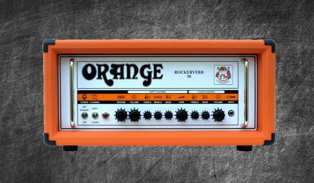 Orange Rockerverb mki, Diezel Einstein, Mesa boogie dual