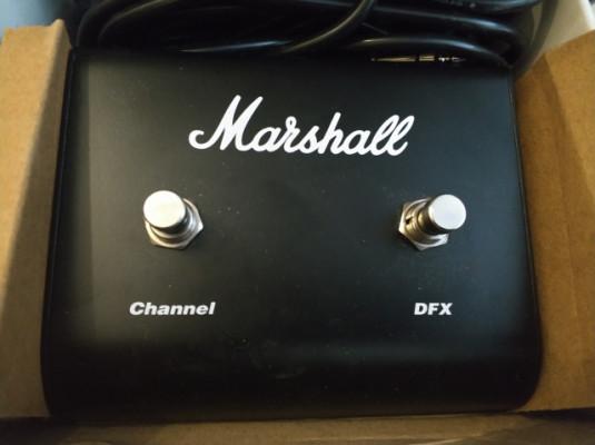 Pedal cambio de canal marshall