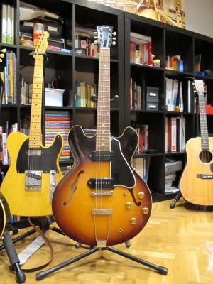 Gibson ES 330 '59 Reissue VOS 2014 (nuevas fotos)