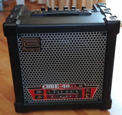 Amplificador Roland Cube 40XL watios