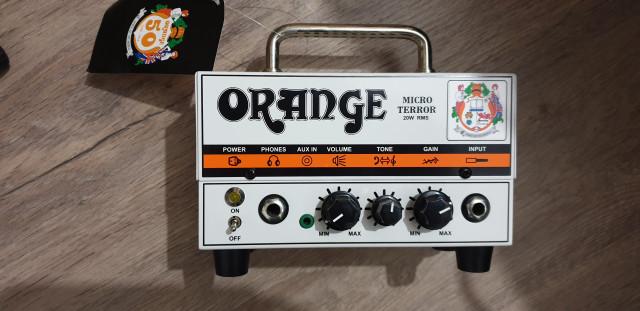 Orange microterror