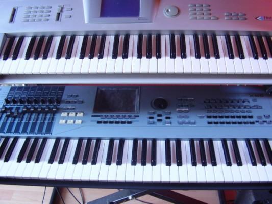Yamaha motif xs6