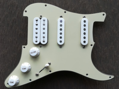 Golpeador Completo Fender Stratocaster Highway 1