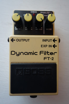 Boss FT-2 Dynamic Filter Japan