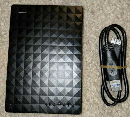Seagate Expansion Portable 3TB Disco Duro externo