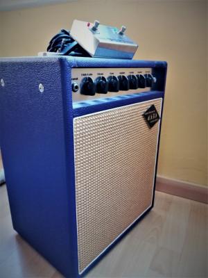 Amplificador TUBE THOMSEN 4535 CUSTOM SHOP+PANTALLA VINTAGE 30