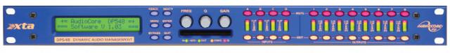 Procesador XTA 548