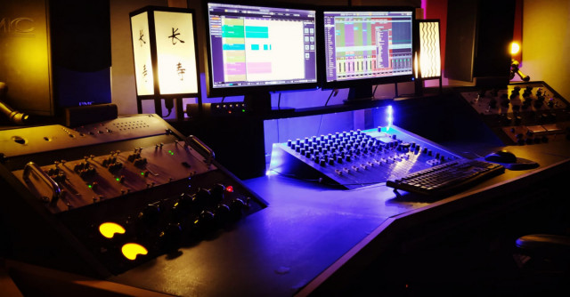 Clases de sonido, producción, mezcla y mastering