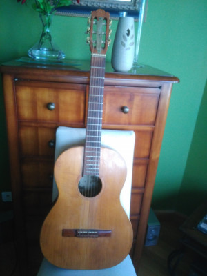 Guitarra acústica Luigi Mozzani 1869-1943