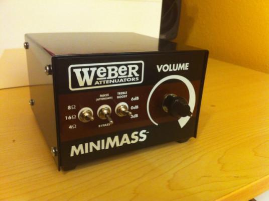 Atenuador Weber MiniMass