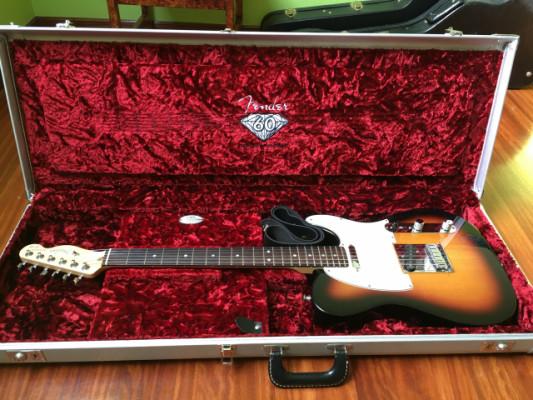 Fender Telecaster USA 60th Aniversario Edición Limitada del 2006