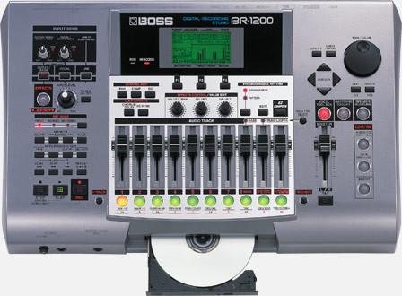 BOSS BR 1200