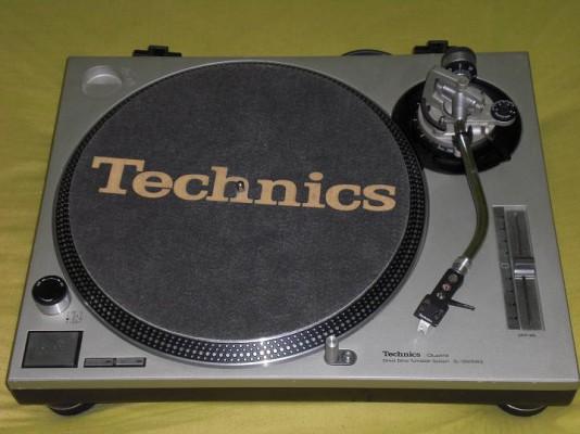 2 Technics como nuevo, modelo mk2 1200, dispongo de la pareja, suelto o juntos