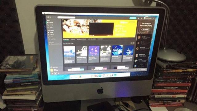 iMac 2,4GHz intel core 2 duo 4GB RAM
