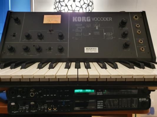 KORG  VOCODER VC10