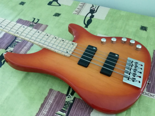 Vigier Excess 5 cuerdas Antique Violin