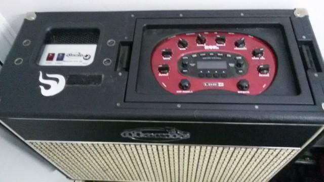 Ampli para modelador a valvulas