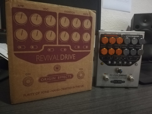 Origin Effects REVIVAL DRIVE