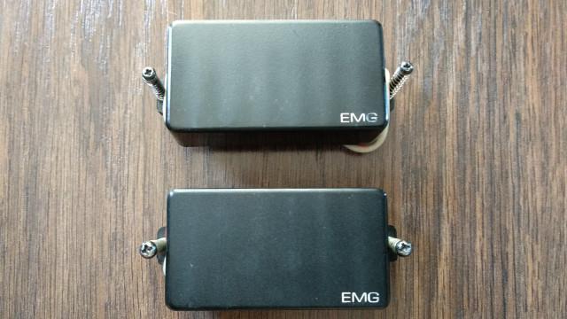 Set pastillas EMG-H