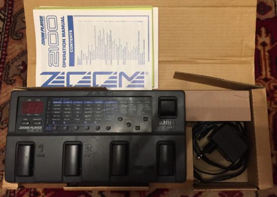 o Cambio pedalera Zoom 2100