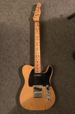 Telecaster Fernandes The Revival MIJ 80s