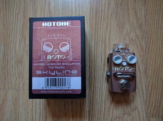 Hotone Roto Phaser / Univibe /  Vibrato