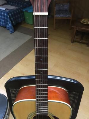 Guitarra acústica Fender  DG31S