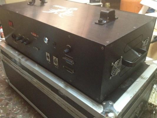 Laser RGB de 5W (5.000mw REALES) + software Quickshow de Pangolin + Cable