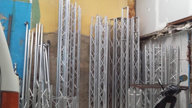 Varios lotes de truss modificado