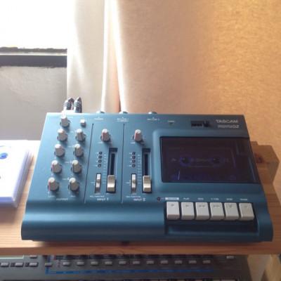 Tascam porta studio MK 2 tape recorder