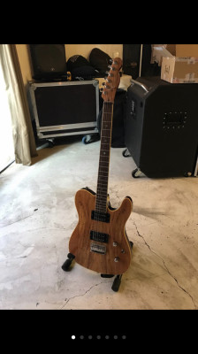Telecaster Spalted Maple 2010