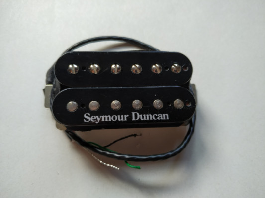 Seymour Duncan sh-2 jazz 4 cables