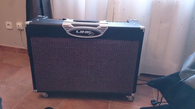 Amplificador line6 vettaI.Rebajado a350 €